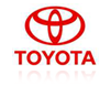 Toyota, a Racing For Kids Sponsor